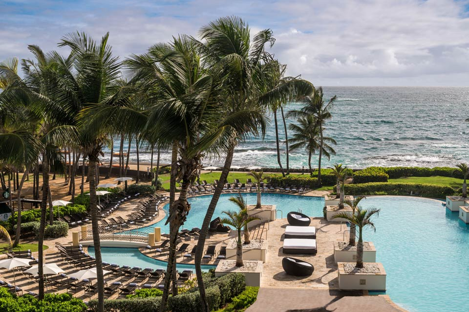 Caribe Hilton   New Year's Wonderland - Puerto Rico