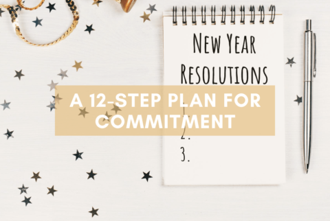12 step plan for resolutions