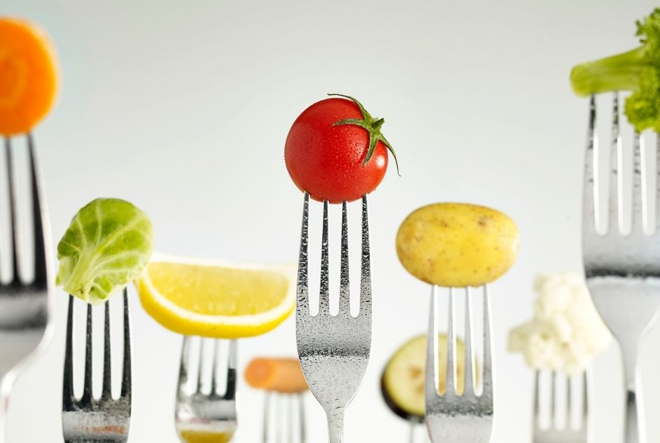 Calorie restriction diet for new year