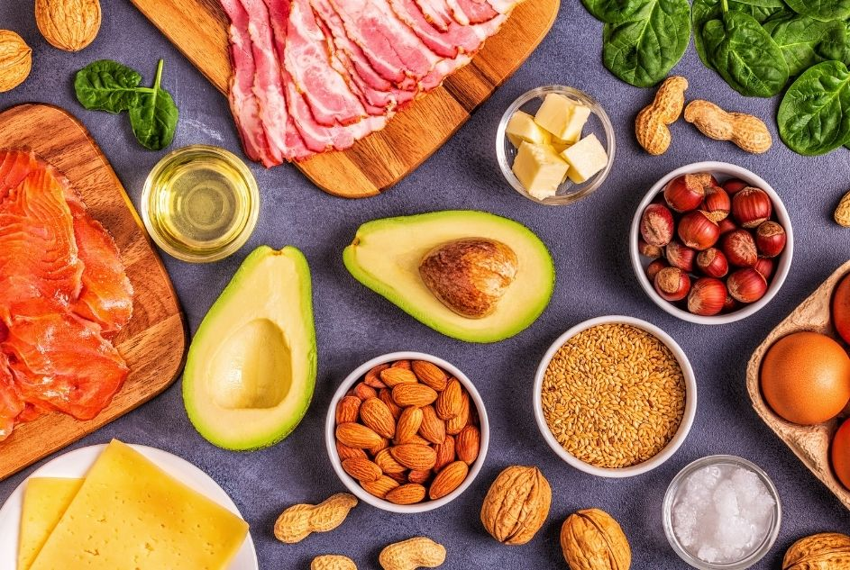 Keto diet for new year