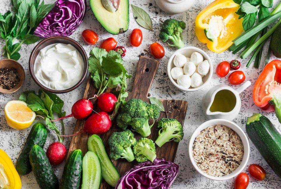 Mediterranean diet for new year